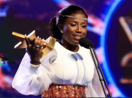 VGMA22: Diana Hamilton is Artiste of the Year